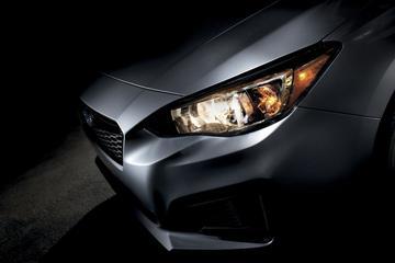 Subaru warmt op voor nieuwe Impreza
