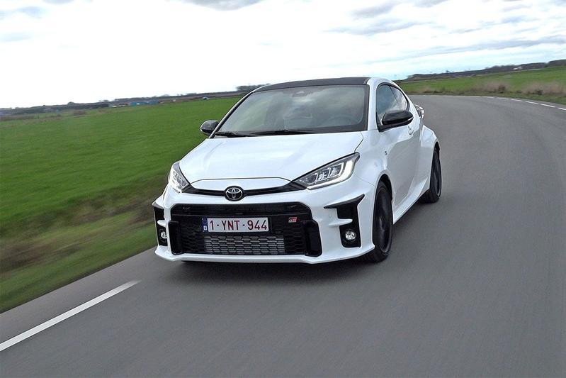 Toyota GR Yaris - Rij-impressie