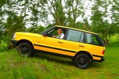 Range Rover - Vakantiekar