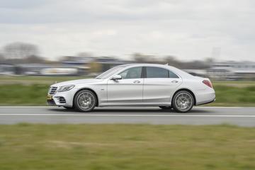 Test: Mercedes-Benz S560e
