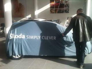 Skoda Citigo 1.0 60pk Greentech Drive (2014)