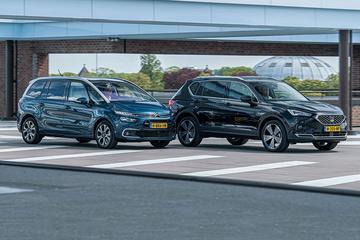 Citroën Grand C4 SpaceTourer vs. Seat Tarraco - Dubbeltest