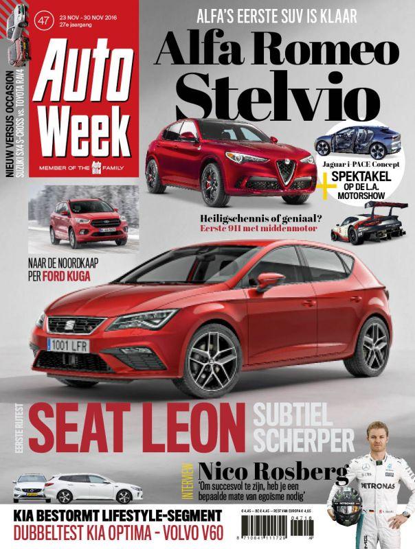 AutoWeek 47 2016