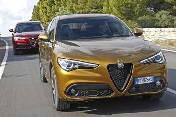 Alfa Romeo Stelvio - Eerste rijtest