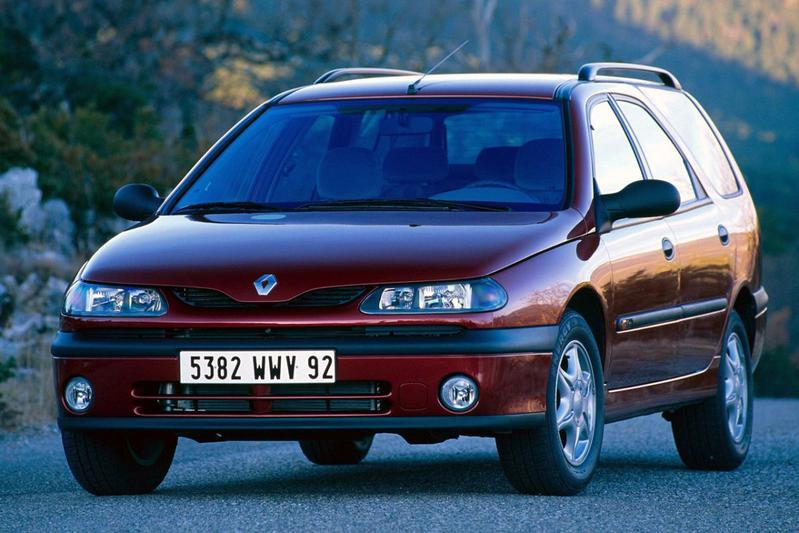 Facelift Friday: Renault Laguna I