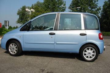 Fiat Multipla 1.6 16v Dynamic Plus (2004)