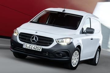Mercedes-Benz Citan is helemaal nieuw