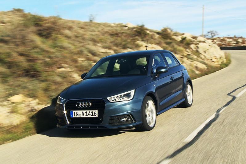 Rij-impressie - Audi A1 facelift 1.0 TFSI