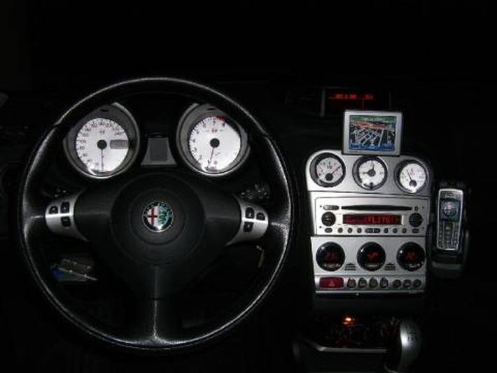 Alfa Romeo 156 Sportwagon 1.8 T.Spark 16V Progression (2003)