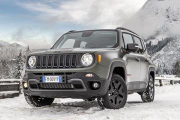 Minimale aanpassingen voor Jeep Renegade
