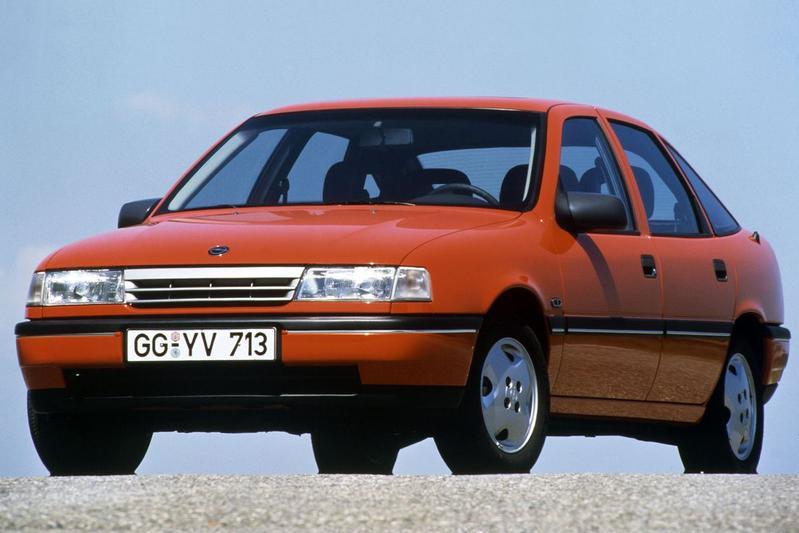 Opel Vectra 1.7 D GL (1992)