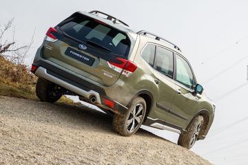 Subaru prijst hybride Forester en XV