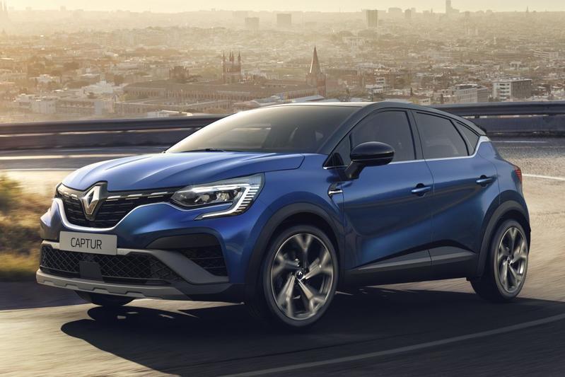 Renault Captur R.S. Line