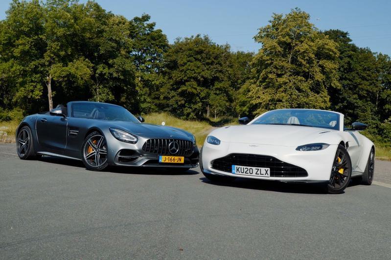 Aston Martin Vantage Roadster vs. Mercedes-AMG GTC Roadster