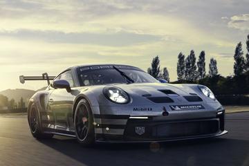 Nieuwe Porsche 911 GT3 Cup