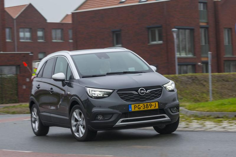 Opel Crossland X 1.6 CDTI Innovation (2018)