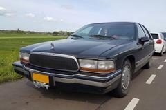 In het wild: Buick Roadmaster