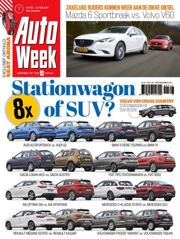AutoWeek 7 2017