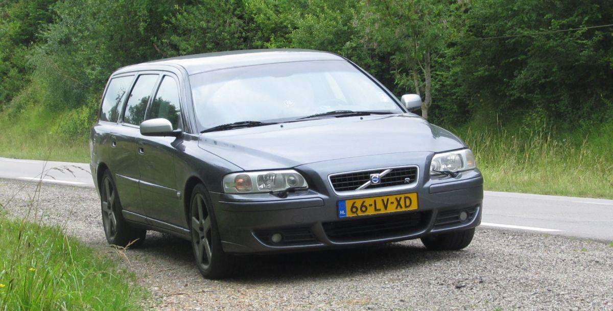 Volvo V70 Pituus