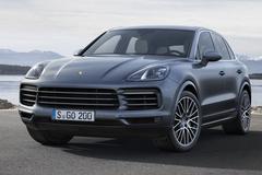 Officieel: Porsche Cayenne
