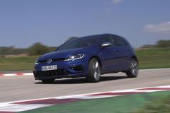 Volkswagen Golf R - Rij-impressie