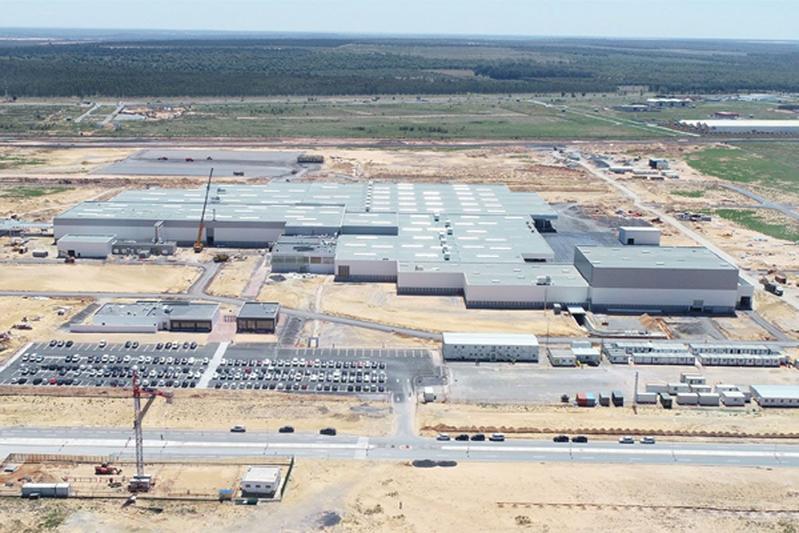 Kenitra PSA fabriek Marokko