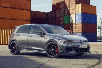 Volkswagen Golf GTI Clubsport 45 viert jubileum