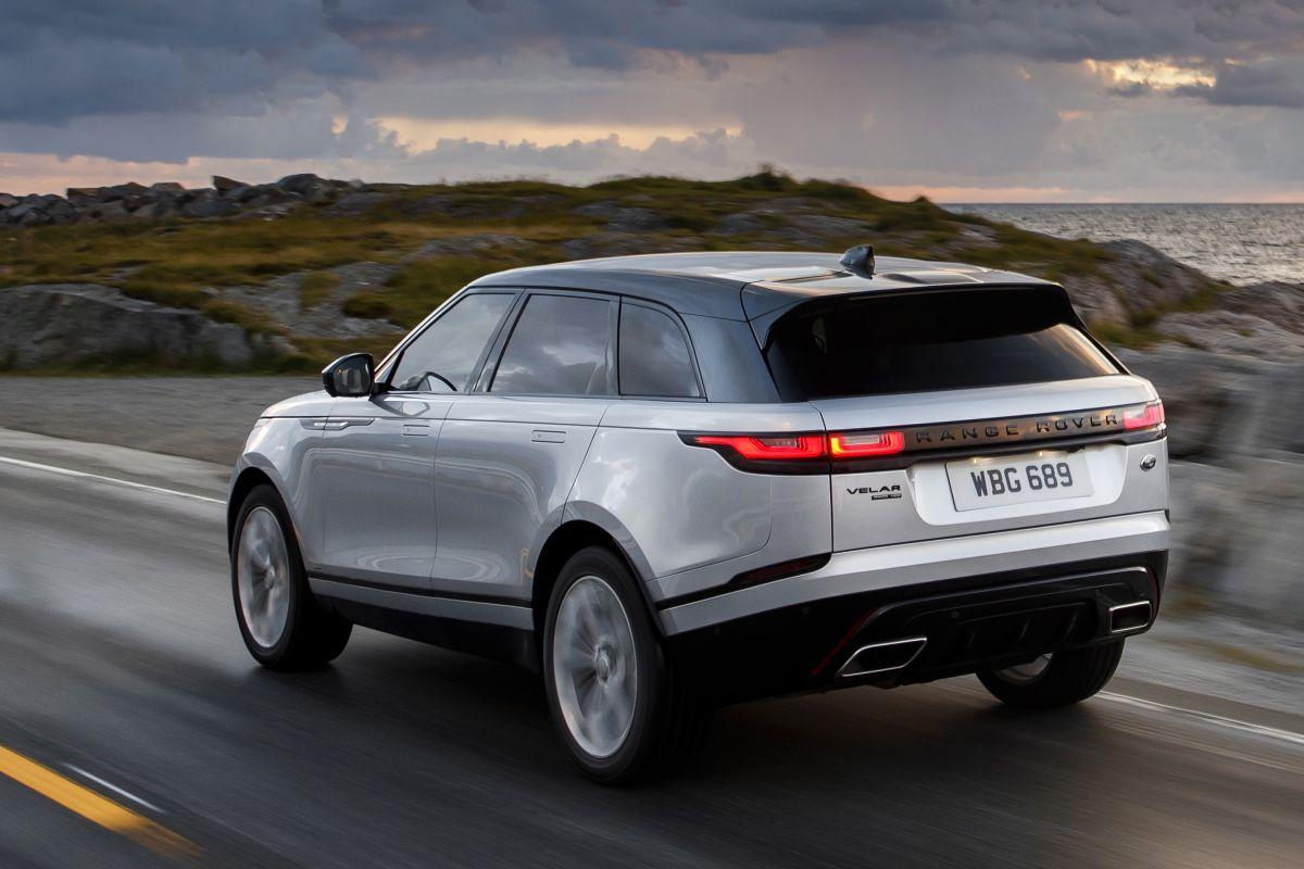 Nieuwe Motoren Voor Range Rover Velar Autoweek Nl