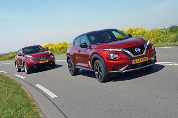 Nissan Juke – Oud & Nieuw