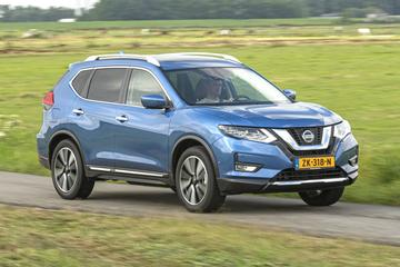 Nissan X-Trail DIG-T 160 DCT - Test