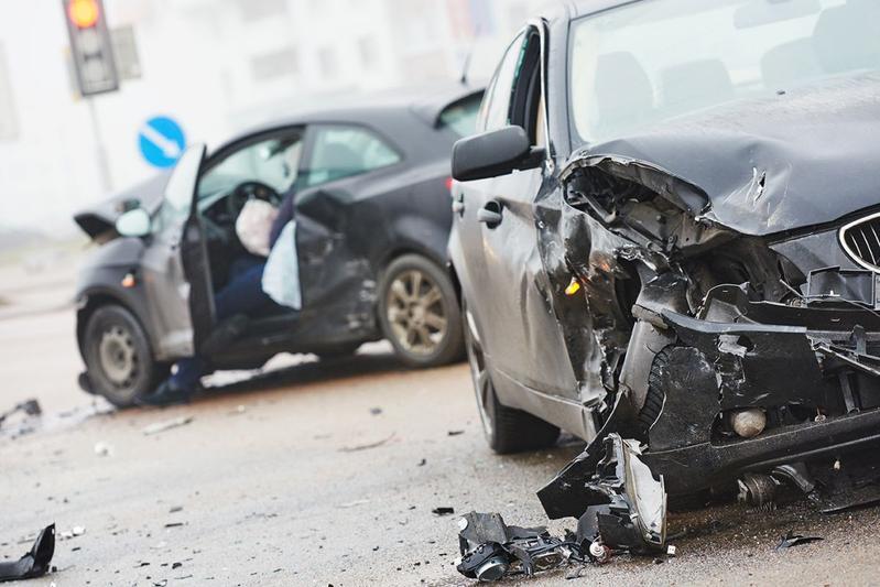 ongeluk ongeval botsing crash