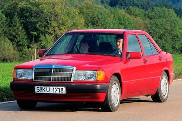 Mercedes-Benz 190 E (1993)