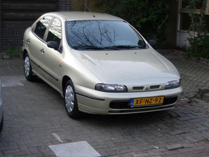 Fiat Brava 1.6 16V SX (1998)