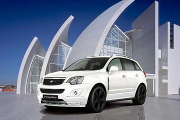 Irmscher pompt Opel Antara op
