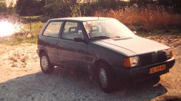 Fiat Uno 45 (1989)