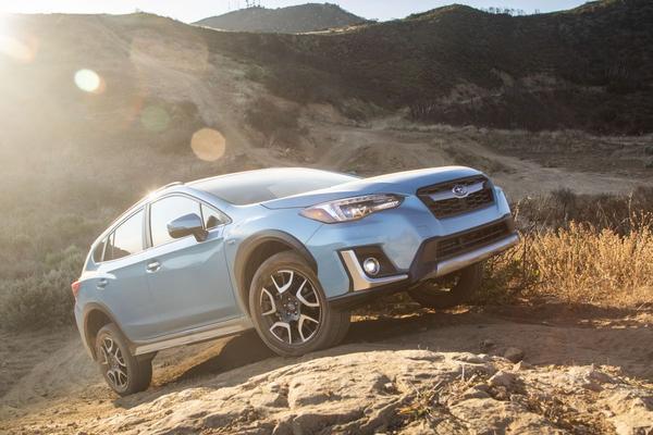 Subaru Crosstrek Hybrid gepresenteerd