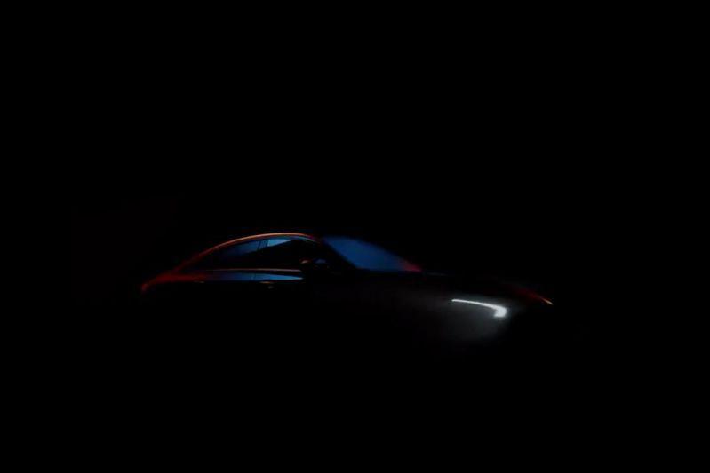 Mercedes-Benz CLA-klasse teaser