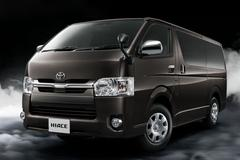 Toyota viert vijftigste verjaardag HiAce