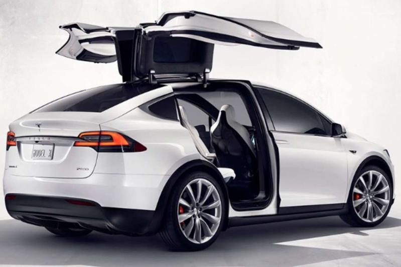 Tesla Model X duikt voortijdig op