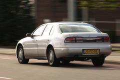 Achteruitkijkspiegel - Lexus GS 300