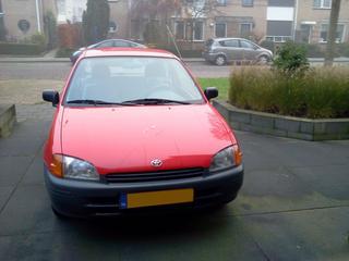 Toyota Starlet 1.3i (1997)