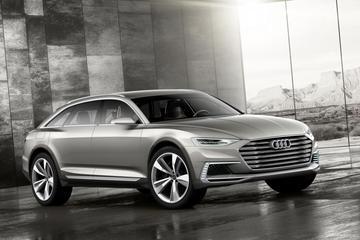 Audi trekt doek van Prologue Allroad Concept