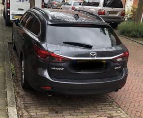 Mazda 6 SportBreak SkyActiv-G 2.0 145 Skylease+ (2016)