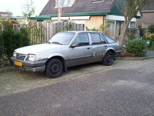 Opel Ascona 1.6 S LS (1986)
