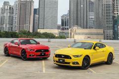 Ford Mustang International