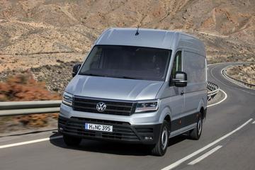 Gereden: Volkswagen Crafter