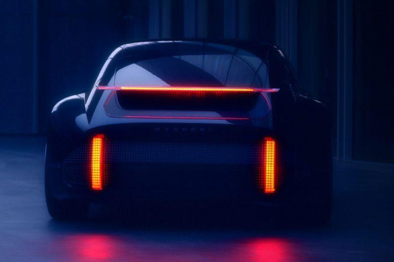 Hyundai New Concept EV Prophecy