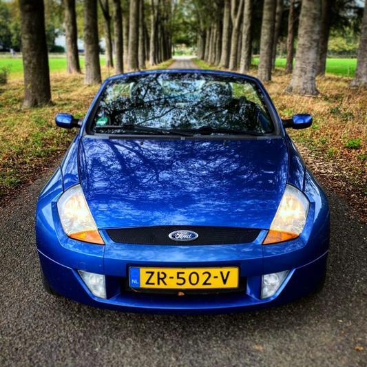 Ford Streetka 1.6 (2004)