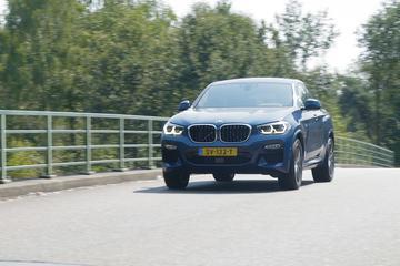 BMW X4 - Rij-impressie