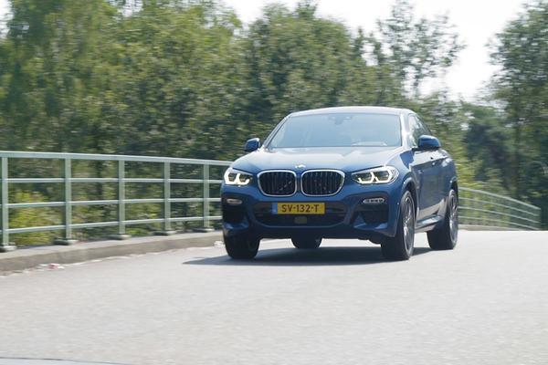 Video: BMW X4 - Rij-impressie